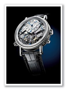 Luxury Magazine Advertising Breguet Traditional Watch on Behance
