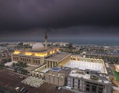 Kuwait Grand Mosque (Kuwait).