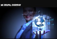 We are highly #experienced and #professional #Drupal supporter & Drupal #development #agency based in India, We quickly adapts the latest #trends & #technology with Drupal to provide a complete satisfactory #solution and building long-lasting relationships with our #clients. #letstalksolution