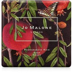 Buy Jo Malone London Limited Edition Michael Angove Pomegranate Noir Soap, from our Bath & Shower range at John Lewis & Partners. Free Delivery on orders over Perfume, Body Cleanser, Bath Soap, Jo Malone, Luxury Gifts, Soap Making, Paper Design, Pomegranate, Thoughtful Gifts
