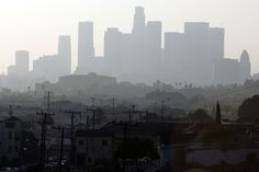 Climate change could worsen ozone levels across the U.S., study says -Americans can expect the number of days with unhealthy air to increase 70% by mid-century unless emissions are reduced.