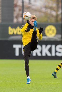 Bilder des BVB-Trainings am 17. November.