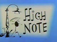 Piccoli Viaggi Musicali: Teoria musicale animata: High Note