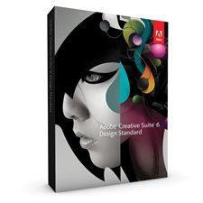 Adobe CS6 Design Standard 6 MAC