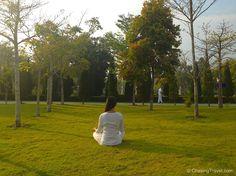 Buddhist meditation retreat #Chiang Mai #Thailand #Vipassana #Buddhism
