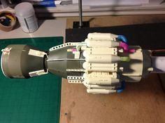 Spaceship Concept model