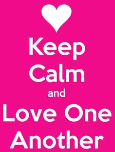 Keep calm quote