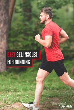 Best Gel Insoles for Running Best Running Shoes, Running Gear, Marathon Running, Fitness Tracker, Workout Gear, Lose Weight, Exercise, Ejercicio, Top Running Shoes
