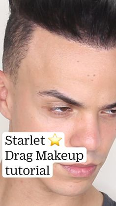 Beauty Makeup Tips, Makeup Art, Eye Makeup, Drag Makeup Tutorial, Gossip Quotes, Disney Princess Makeup, Drag Queen Makeup, Cool Makeup Looks, Comedy Anime