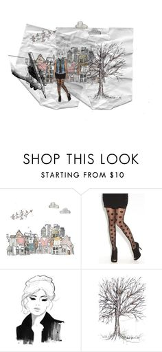 """""""just a small-town girl..."""" by purple-penguin90 ❤ liked on Polyvore featuring Commando"""