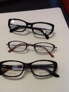 b2307bb582f5 Cohen Optical Jimmy Choo glasses are nice Cohen Optical
