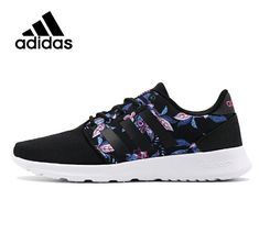 best sneakers e1a6f 9efaf ... shoes sneakers, Buy Quality adidas neo label directly from China adidas  neo Suppliers Original New Arrival 2017 Adidas NEO Label CLOUDFOAM QT  RACER W ...