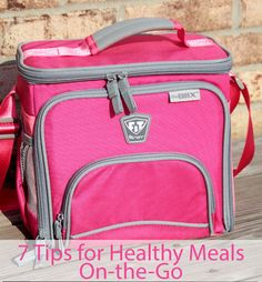 7 Tips for Bariatric Meal Planning On the Road. What's in the bag?
