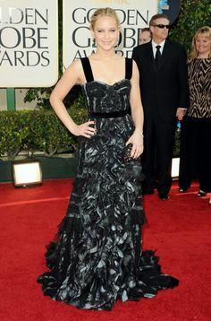 "Los mejores y ""peores"" looks de Jennifer Lawrence en la red carpet | Fashion TV"