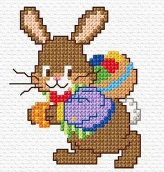 Cottage, free cross stitch patterns and charts - www. Mini Cross Stitch, Beaded Cross Stitch, Cross Stitch Animals, Cross Stitch Embroidery, Kids Patterns, Canvas Patterns, Baby Knitting Patterns, Cross Stitch Designs, Cross Stitch Patterns