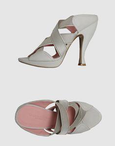 Donna karan collection Women - Footwear - Platform sandals Donna karan collection on YOOX