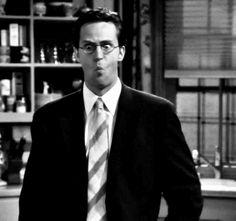 Chandler BING- Love him