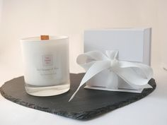 Pink Champagne & Pomelo Candle, £16.00