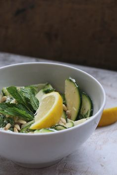 The Only Zucchini Salad Recipe You Need - Free People Blog
