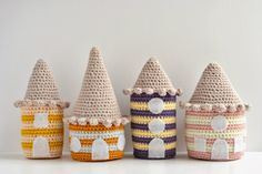 Sweet Crochet Homes