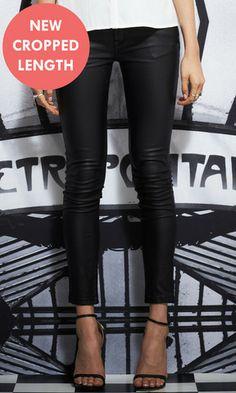 NEW CROPPED Montrer Skinny Jean   le super shop