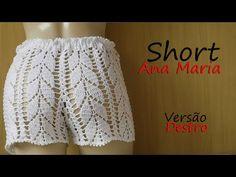 [Versão Destro] Short Ana Maria (M)