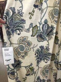 World Market curtains