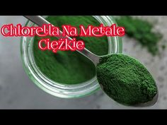 Chlorella a metale ciężkie!! - YouTube Youtube, Youtubers, Youtube Movies
