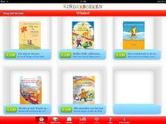Kinderboeken    Wat leert mijn kind van deze educatieve app:  Kennis maken met geschreven taal.  Leren lezen.  Begrijpend lezen.  Nieuwe woorden leren.  Kennis maken met nieuwe situaties.  Stimuleert de fantasie.  Stimuleert de luisterhouding.