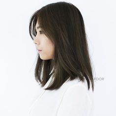 Image result for asian shoulder length hair