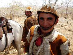 Vaqueiro do Nordeste do Brasil http://www.radioraizesdonordeste.net/2010/05/nosso-vaqueiro.html