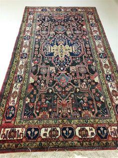 Maison de ventes aux enchères en ligne Catawiki: Tapis persan – Hamadan – 305 x 160 cm, pas de prix de réserve, prix de départ : 1 €