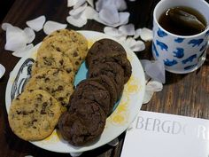 Mr. Cory's Cookies. From Shark Tank for children fame. They expect to have cookie dough ready to deliver nationally soon. (Newark)