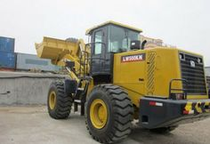 2018 Hot sale 5 ton load capcacity XCMG wheel loader LW500KN T Bucket, Construction Machines, Spare Parts, Hot