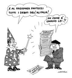 Giannelli - Corriere della sera 29 agosto 2008