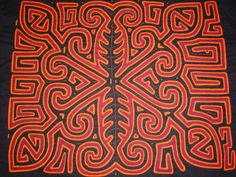 Rita Smith Mola Gallery Molas for Sale Molitas for Sale Art & Crafts from Panama Mola Clothing Kuna