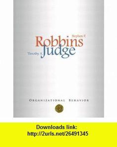 Organizational Behavior, 12th Edition (Book  CD-ROM) (9780131890954) Stephen P. Robbins, Tim A. Judge , ISBN-10: 0131890956  , ISBN-13: 978-0131890954 ,  , tutorials , pdf , ebook , torrent , downloads , rapidshare , filesonic , hotfile , megaupload , fileserve