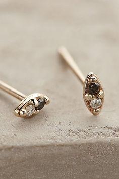 Morna Diamond Earrings - anthropologie.com