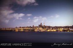 Valletta Waterfront by Maciej Nadstazik on 500px