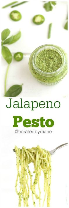 Pesto brings all the flavors of summer right to the table. A well-cooked pesto meal can impress friends and family. Enjoy these 24 perfect pesto recipes. Sauce Recipes, Pasta Recipes, New Recipes, Vegetarian Recipes, Cooking Recipes, Favorite Recipes, Recipies, Healthy Recipes, Mexican Recipes