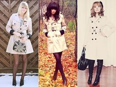 Modelos de casacos Femininos para o inverno 2014