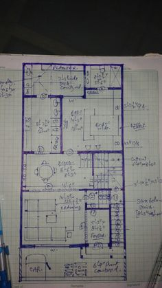 Duplex House Plan For North Facing Plot 22 Feet By 30 Feet