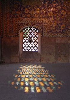 Masjid-e Shah, Esfahan (Isfahan), Iran