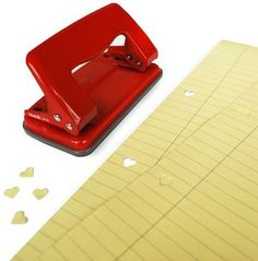 Heart Hole Punch! from dealspl.us #heart