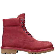 At Timberland, we're known for work boots - but with our leather boots, hiking boots and waterproof boots, there's something for everyone. Burgundy Shoes Men, Burgundy Sneakers, Mens Boots Fashion, Big Men Fashion, Leather Chukka Boots, Leather Shoes, Patent Leather, Maroon Vans, Mens Brown Boots