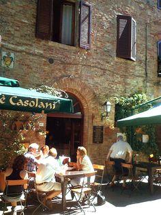 Osteria Casolani - Casole d'Elsa, Toscana