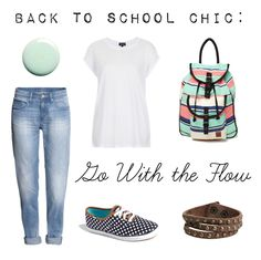 casual cute first day outfit #backtoschool #style