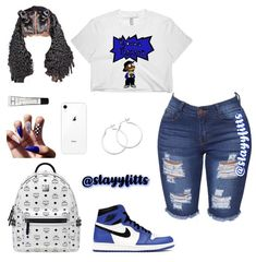 back to school outfits for teens with a striped top Swag Outfits For Girls, Cute Outfits For School, Teenage Girl Outfits, Cute Swag Outfits, Teenager Outfits, Dope Outfits, Teen Fashion Outfits, Trendy Outfits, Summer Outfits