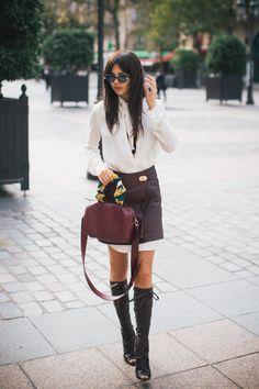 doina-ciobanu-skirt-over-shirt-dress-bordeaux-outfit-6.jpg (1000×1500)