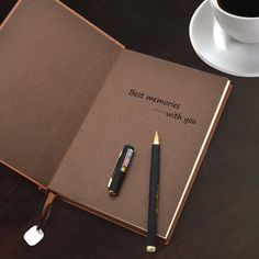 d8b5aa5bd5e Amazon.com : Leather Notebook, izBuy Classic Vintage Notebook Diary Medium  Size for Men/women 240 Lined Beige Pages-Mediterranean Style 0.5mm Smooth  Gel Pen ...